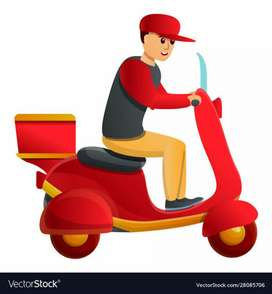Urgently looking for food delivery boys in nirmal