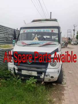 All parts deal in tempu traveller