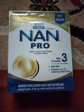 Nan Pro3  12 to 18 months limited stock