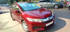 Honda City 1.5 V Manual, 2014, Diesel