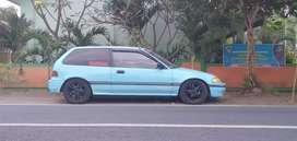 Honda Civic Nouva - 1988