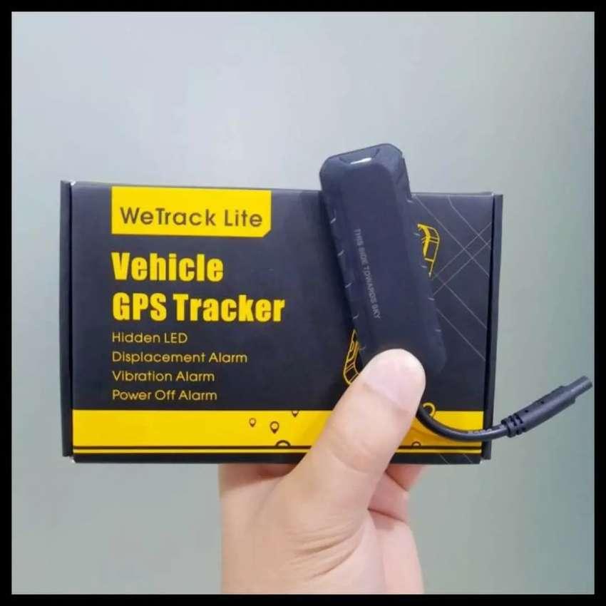 GPS tracker kecil alat pelacak mobil plus pasang di Bogor Tengah 0