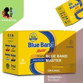 BLUE BAND Margarin Master kemasan Kardus 4.5 kg