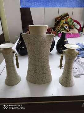 3 piece set of decorative