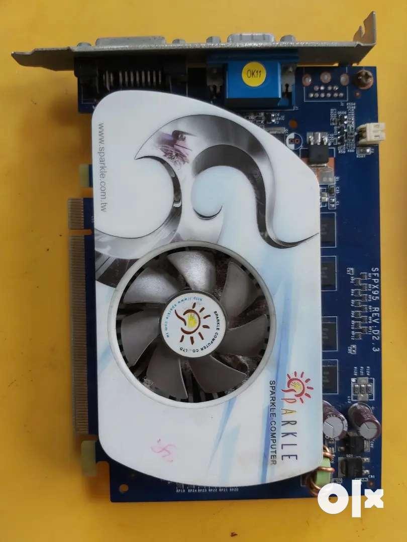 Desktop Graphics Card Nvidia 9500 GT 0