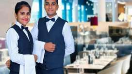Hotel management course with partime job