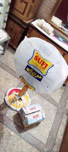 Pedestal Fan Stand with Same Day Delivery in Lahore 200