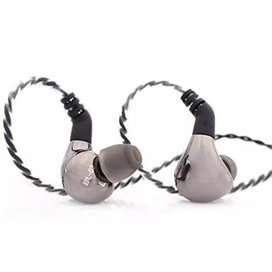 Promo!!! Blon bl03  headset with mic  alt kz zsn,zsx dan zs10 pro