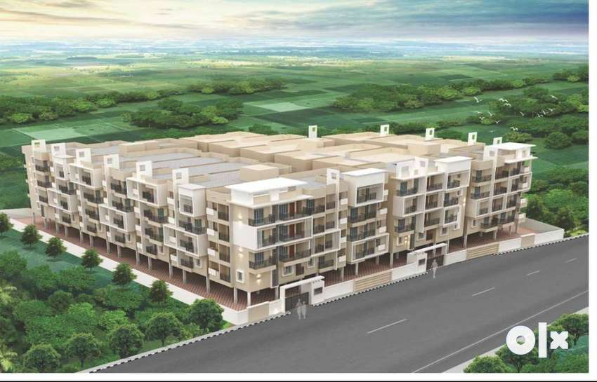2 BHK Apartment for Sale in Sbb Sapphire in Nallurhalli, Bangalore 0