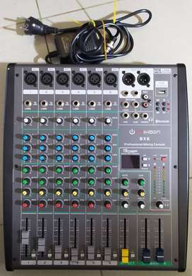 Mixer audio Crimson BX6 di jual cepat