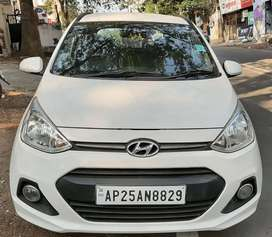 Hyundai Grand i10 1.2 Kappa Sportz Option AT, 2014, Petrol