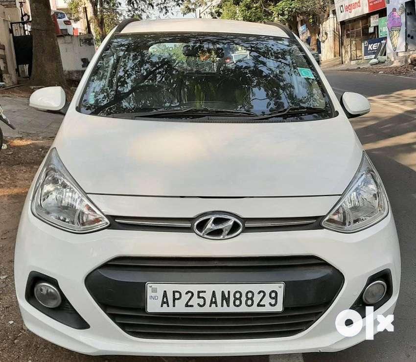 Hyundai Grand i10 1.2 Kappa Sportz Option AT, 2014, Petrol