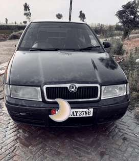 Skoda Octavia 2003 Diesel 100000 Km Driven gaddi da thoda kam hon vala