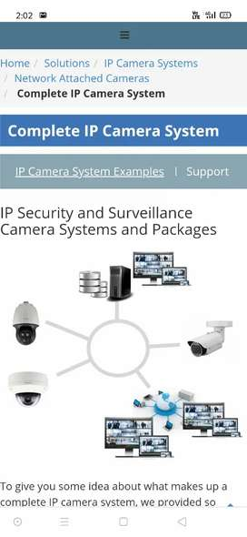 IT AND CCTV IP CAMERA TECHNICIAN
