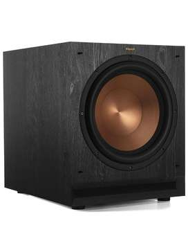 Klipsch SPL-120 Powered Subwoofer 12 inches, Black