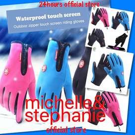 M&S MEN'S STUFF 15CR-Sarung Tangan Snowboard Anti Air Thermal