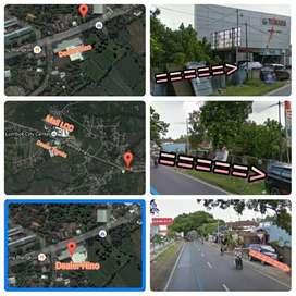 Dijual Tanah di Jalan Utama Kota Mataram