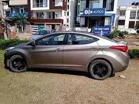 Hyundai Elantra 2012-2015 SX, 2013, Petrol