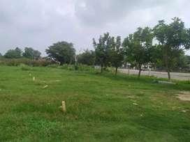 Low budget plot for sale on kurali-siswan highway
