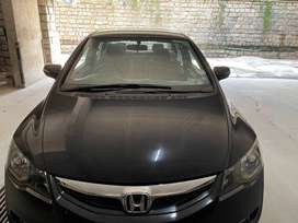 Honda Civic 2011 Petrol Well Maintained