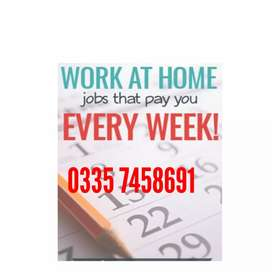 Need workers for typing at home based