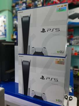 Playstation5 ps5 disc version garansi Sony indo 1 tahun