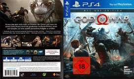 GOD OF WAR (DAY ONE EDITION) PS4 GAME