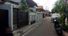 Rumah Tua Sarmili Benhil Sudirman area Termurah,Good Invest,Cash Only