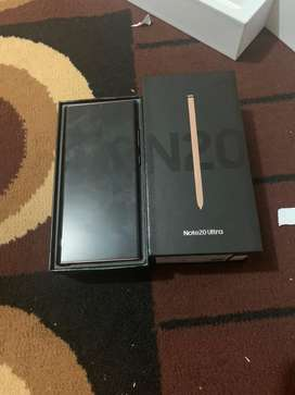 Samsung Galaxy Note 20 Ultra 8/256