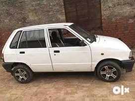 Maruti 800 Full Modify Car,Ac/Heater, Music System Full Ok  Rs 42,000
