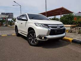 Mitsubishi pajero sport dakar 2017 km.47rb tgn.1 Good condition  .
