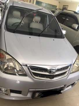 Daihatsu xenia xi at 2011 silver (tdp5jt)