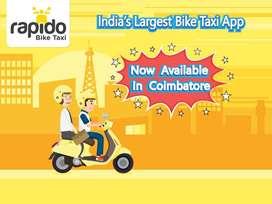 Rapido Bike Taxi Anytime Login & Logout