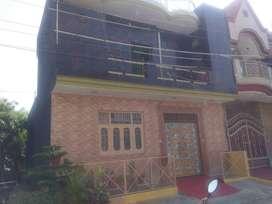 100 YARD DESIGNER DUPLEX HOUSE 50 LAC (OPP - MEDICAL COLLEGE GARH ROAD