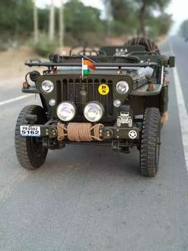 Willy's JEEP , ready to delivery with NOC