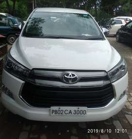 Toyota Innova, 2016, Petrol
