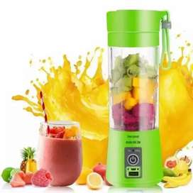 Electric Blender Mini Portable Personal Size Juicer Cup  Rechargeable
