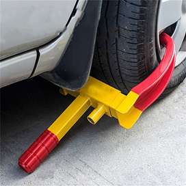 Anti Theft Car Wheel Tyre Lock Clamp for All Cars