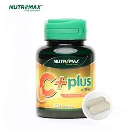 Nutrimax C+ plus zinc tingkatan imunitas tubuh untuk aktivitasmu