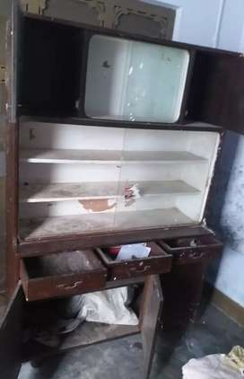 Showcase available in good condition with reasonable price