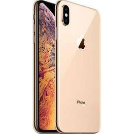 iPhone XS Max 256Gb Gold as new only 4 months used and in warranty
