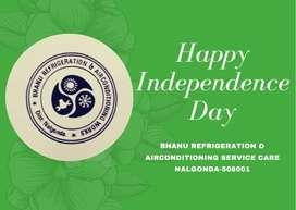 BHANU REFRIGERATION AIRCONDITIONING SERVICE CARE