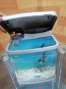 3D look  fish tank for sale