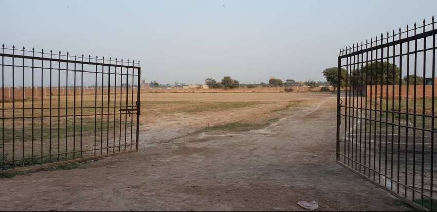 2 Kanal Plot For Factory Warehouse For Sale in Punjab Homes Lahore 0