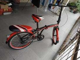 Sepeda lipat ban 20