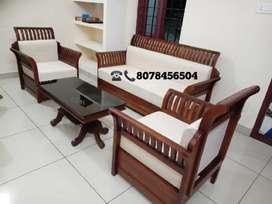 New (3+1+1)sofa set home delivery (8O784)WhatsApp(565O4)