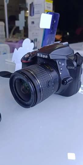 I Am Selling My Nikon 3300D in Exillent Condtion Cotact Us