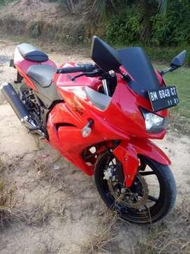 Djual ninja 250cc,
