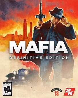 Mafia: Definitive edition (PC)