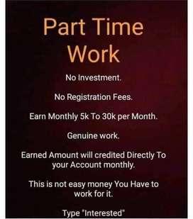 Earn while you learn - Build Career